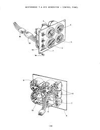 control panel westerbeke westerbeke generator wiring diagram Westerbeke Generator Wiring Diagram #18