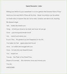 Love Letter Format Examples – Thepizzashop.co