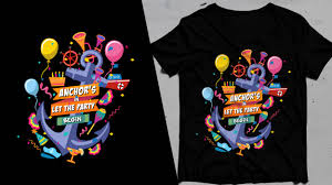 Cruise Tee Shirt Designs Feminine Colorful Cruise Line T Shirt Design For A Company