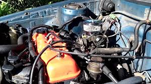 Toyota 4AC Engine- Start, Idle, and Rev - YouTube