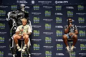 Jun 04, 2021 · jake paul vs woodley: Odds For Jake Paul Vs Tyron Woodley Boxing Match