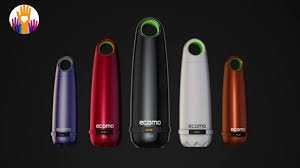 Smart Water Filters New Invention Ecomo Smart Water Bottles Test And Filter H2o