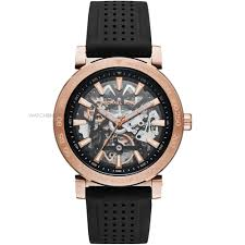 "michael kors watches michael kors uk watch shop comâ""¢ mens michael kors automatic watch mk9033"