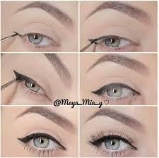 21 best eye makeup images on cat eyes make up tips