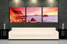 large canvas wall art clearance