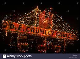 Christmas Lights Austin Tx Crumleys Christmas Lights Austin Texas Stock Photo 2328528