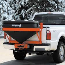 Pick Up Truck Tailgate Salt Spreader 10.7 cu. ft. and 800 Lb ...
