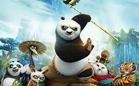 Panda Cartoon Desktop Wallpaper (Page 1 ...