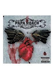 <b>Papa Roach</b> - Getting Away With Murder - CD - Official NU Metal ...
