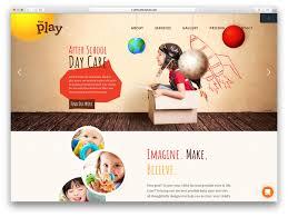 Kids School Website Template Top 20 Colorful Kindergarten Wordpress Themes 2019 Colorlib
