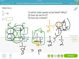 showme one step equations kindergarten showme solving fraction equations rational worksheet last showme one step equations