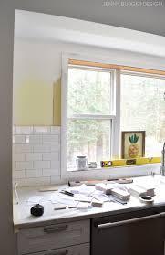Kitchen Backsplash Diy Diy Installing Kitchen Tile Backsplash Cliff Kitchen