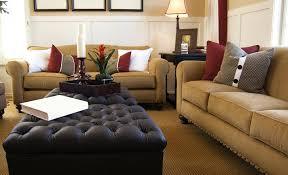 cushioned coffee table. Cushioned Coffee Table Fancy Upholstered Ottoman