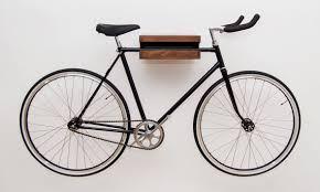 Bicycle shelf holder handmade