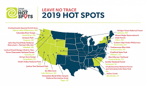 Hot Spots | Leave No Trace