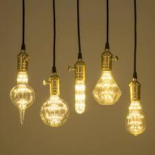 3w led bulbs warm white e27 220v energy saving bulbs retro glass edison light bulb filament lamp for home decoration lighting light bulb lamp 3w led bulb