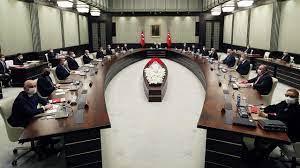 Bugün gözler Kabine Toplantısı'nda olacak - Son Dakika Haberleri