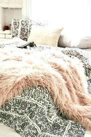 pink fluffy area rugs throw blanket custom blankets soft faux fur sheepskin rug bedroom decor pillows pink fluffy throw