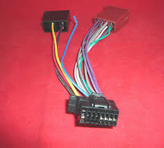 ct21so02 sony 16 pin iso new style wiring harness lead cable image is loading ct21so02 sony 16 pin iso new style wiring