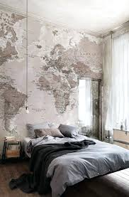wallpaper murals save neutral shades world map mural forest uk for walls 3d wall
