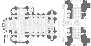 30 Church Floor Plans And Designs Gallery Of Church Plans And Cathedral Floor Plans
