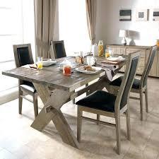 rustic round farmhouse table
