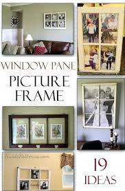 picture frame ideas diy for dad window pane family picture frames ideas