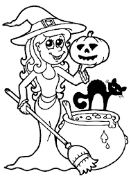Tip junkie halloween site has 147 halloween printable that are free with pictured tutorials halloween. Halloween Free To Color For Kids Halloween Kids Coloring Pages