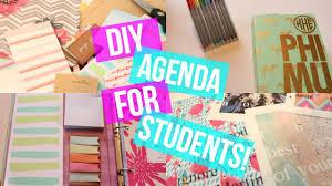 Make An Agenda MAKE YOUR OWN AGENDA Katie Haas YouTube 5