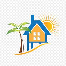 Beach House Logo Design House Logo