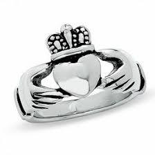 <b>Stainless Steel Rings</b> - Zales