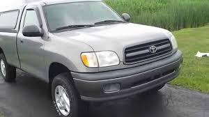 2002 Toyota Tundra Reg Cab: 95k mi, Long Bed, V6 - YouTube