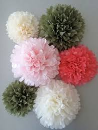 Tissue Balls Party Decorations Tissue Flower Puff Hanging Tissue Ball Party Decoration 79