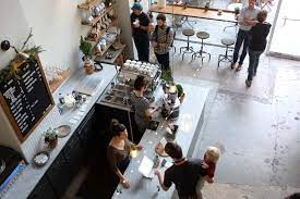 We see humble sophistication in the simplicity of brewing coffee and the complexity of its mastery. it's simultaneously childlike and elevated, and it's wonderful. Cafe Review Methodical Coffee In Greenville Sc The Coffee Compass