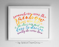 il 570xn on wizard of oz wall art with printable somewhere over the rainbow wall art rainbow watercolor