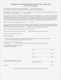 Free Real Estate Purchase Agreement Template Ideas | Business Document