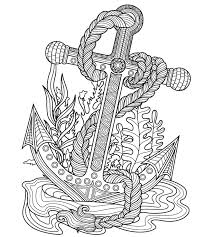 anchors coloring pages free for kids 2018 throughout anchor page