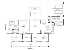 Handicap Accessible Home Plans   bedroom One Story House Plan    Floor Plan