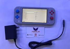 Máy Game Nintendo Switch Lite limited Zacian and Zamazenta Edition - Như  mới 99%