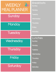 Meal Budget Planner Eating Healthy On A Budget 10 Cheap Dinner Ideas The