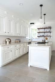 pink kitchen decor items pale and black walls kitchens golden interior best white tile floors ideas