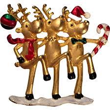 Image result for dancing reindeer clip art