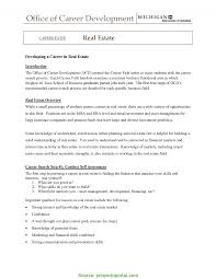 Real Estate Agent Job Description Resume Useful Real Estate Agent Description Resume Real Estate Agent Job 9