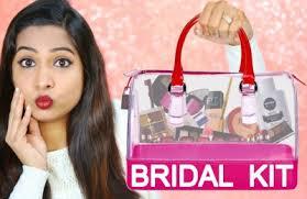 indian bridal makeup kit the ultimate guide shrutiarjunanand
