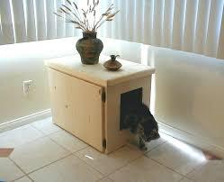 image covered cat litter. Cat Litter Box Cabinet Covered Kitty Pet Studio Furniture . Image V
