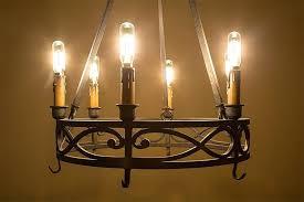 chandelier led led vintage light bulb shape radio style candelabra led bulb with filament led installed chandelier led