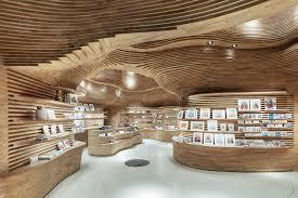 Ceiling Interior Design For Shop National Museum Of Qatar Shop Interiors Koichi Takada Architects
