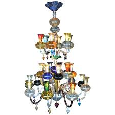 best lighting images on ceiling lights ceilings multi colored chandeliers chandelier blown glass ch