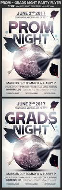 Graduation Flyer Template PromGraduation Night Party Flyer Template By Hotpin GraphicRiver 12