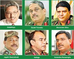 Image result for List of LTTE cadres who surrendered to the army Yasmin Sooka
